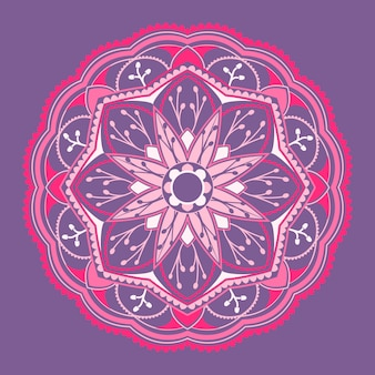 Spirituelles hindu-mandala