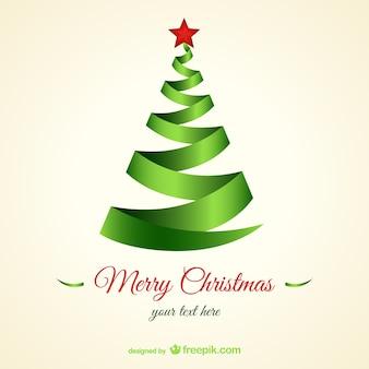 Spitze stil weihnachtsbaum