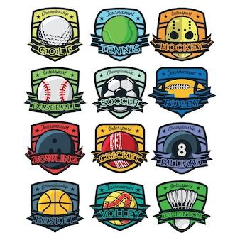 Sport 12 logo vektor