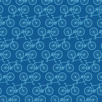 Sport fahrrad muster hintergrund