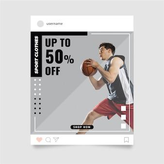 Sport instagram geschichte