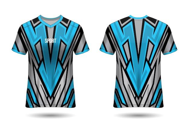 Sport jersey design vorlage für team uniformen