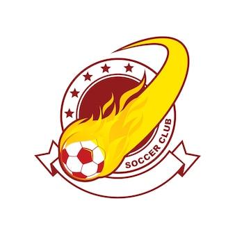 Sport logo feuerball