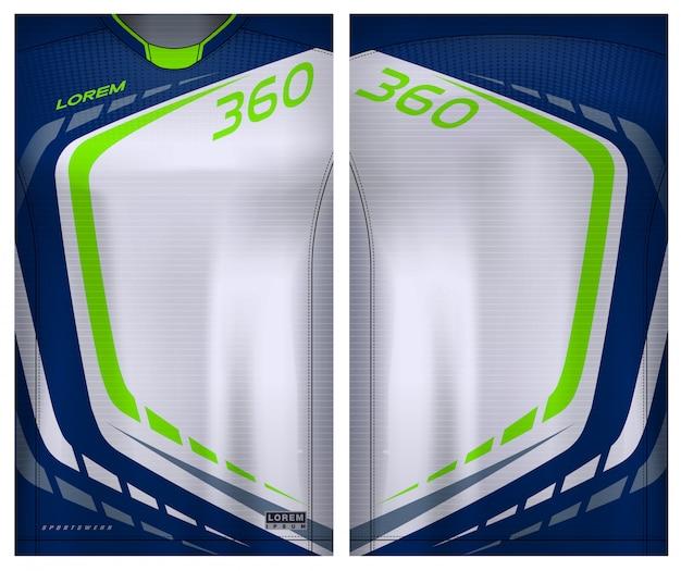 Sport t-shirt für fußball