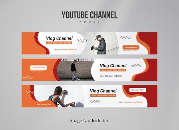 Sportbanner für youtube-kanal