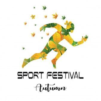 Sportfest herbst