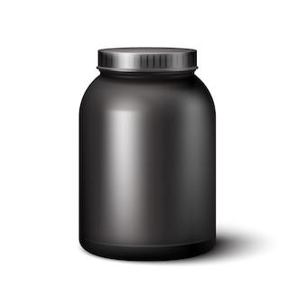 Sportnahrung container