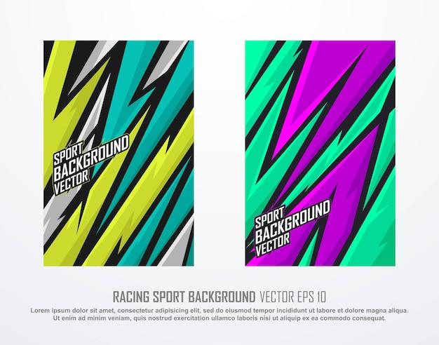 Sportrennen textur hintergrund
