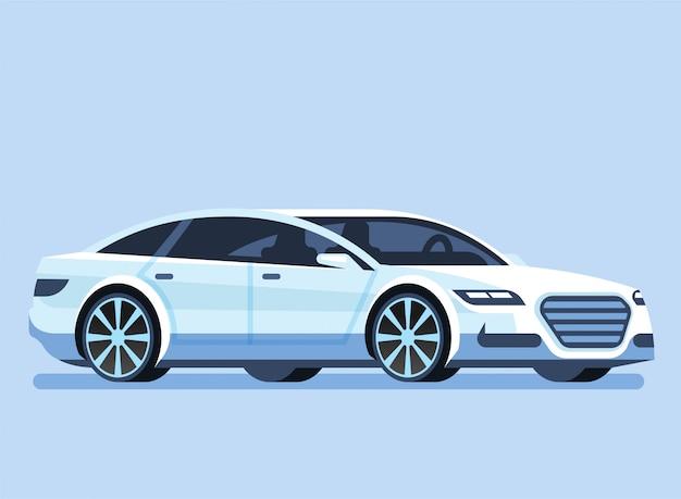Sportwagen luxusmodell