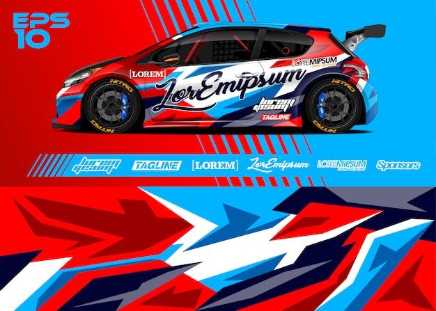 Sportwagen wrap designs