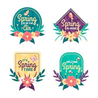 Spring label kollektion konzept