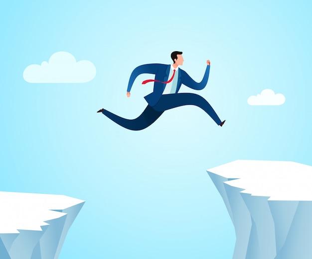 Springen zu einer anderen position für eine bessere gelegenheit