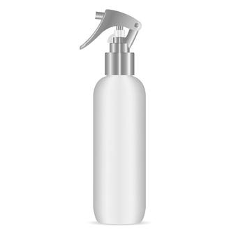 Sprühflasche mit pistolen-spritzkopf für kosmetik