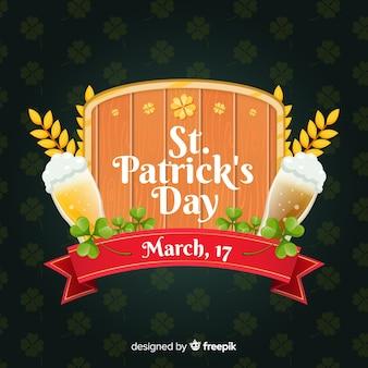 St. patrick's day hintergrund