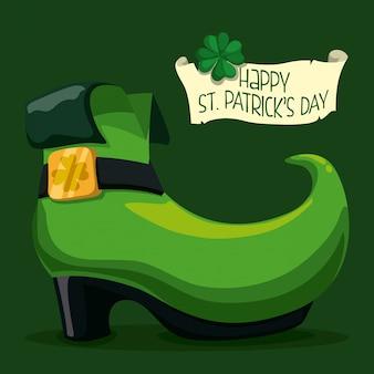 St. Patrick Tag