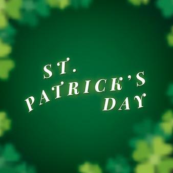 St. patricks day-karte