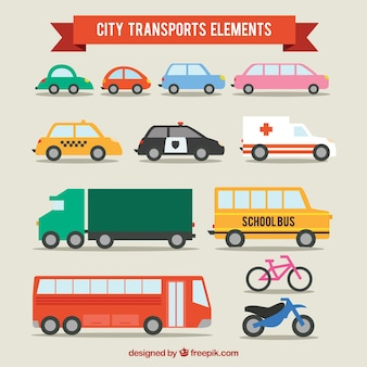 Stadt transporte