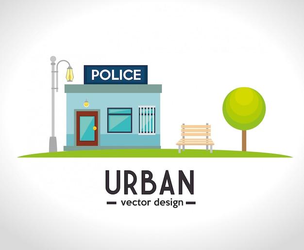 Stadt- und stadtbilddesign