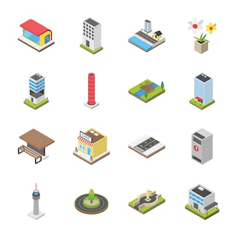 Stadtarchitektur-paket