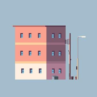 Stadtgebäude haus städtischen immobilien