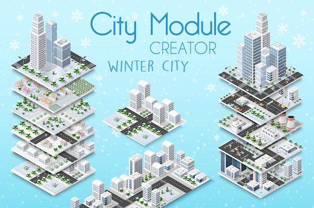 Stadtmodul-ersteller