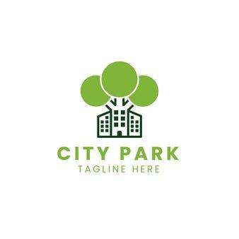 Stadtpark-logo-design
