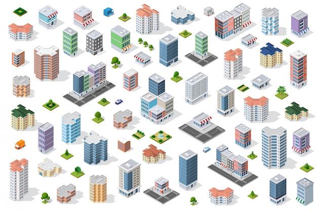 Stadtviertel einstellen