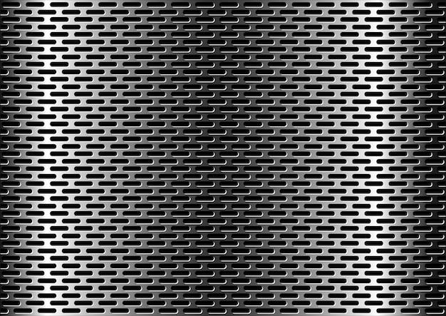 Stahl textur elips