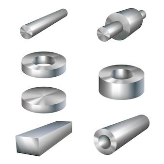 Stahlerzeugnisse metallteile