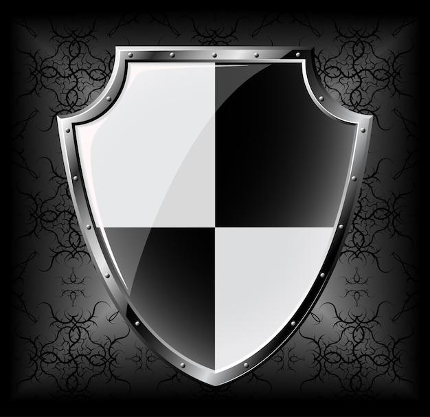 Stahlschild