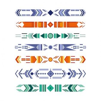 Stammes-elemente