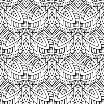 Stammes- schwarzweiss-farbe