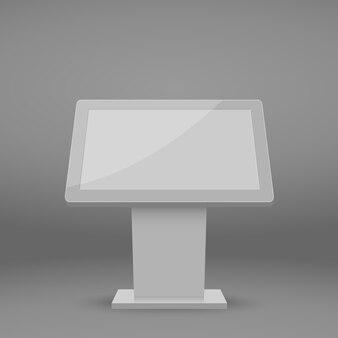 Standvorlage für digital multimedia.