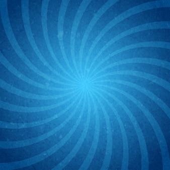 Starburst spirale hintergrund