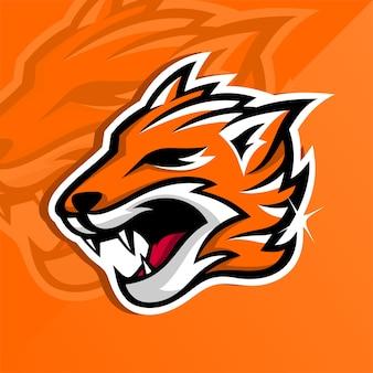 Starkes tiger esport logo