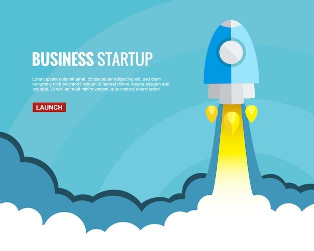 Startseite für unternehmensgründungen