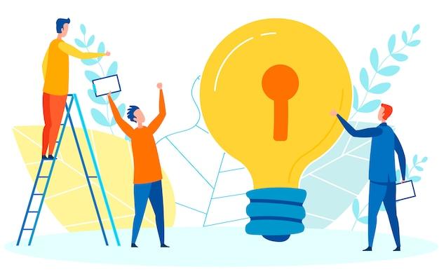 Startup-projekt entwickeln