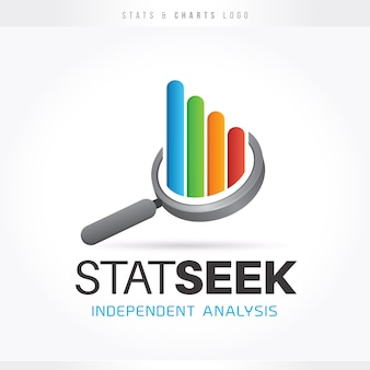 Statistik und charts logo