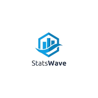 Statistiken wave-logo