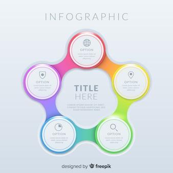 Steigung infografik