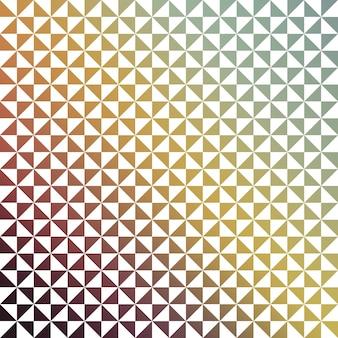 Steigungsdreieckmuster, abstrakter geometrischer hintergrund. luxuriöser und eleganter stil illustration