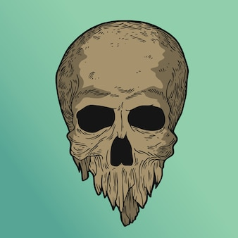 Steinschädel