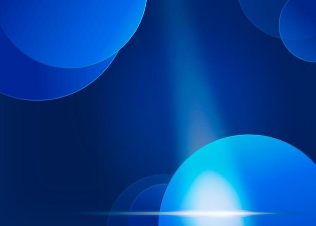 Stellarer hintergrund mit farbverlauf und lichtern