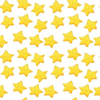 Sterne design-muster