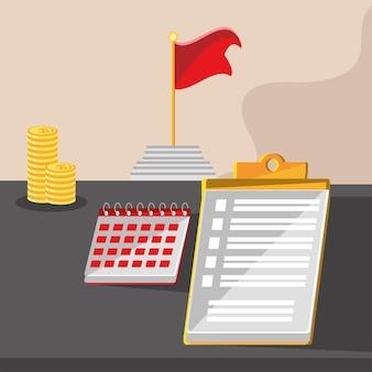 Steuern und zahlungen