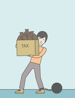 Steuersklave.