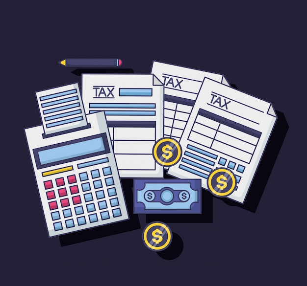 Steuerzahlungskonzept