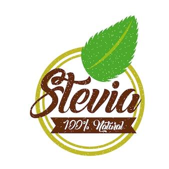 Stevia natürlicher süßstoff