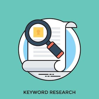 Stichwortforschung