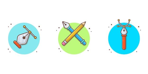 Stiftwerkzeug-cursor